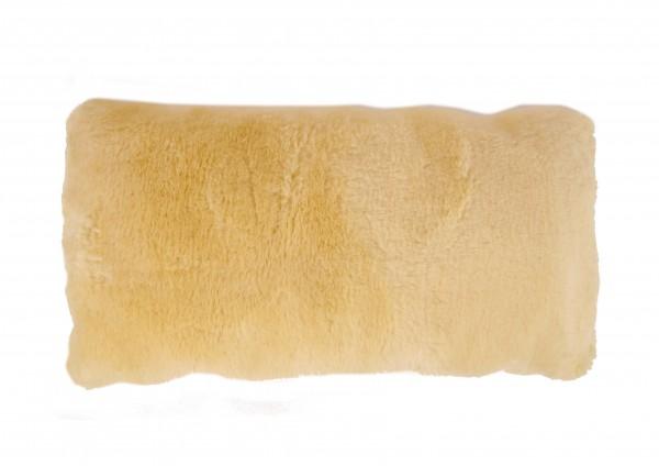 Kissen inkl. Schaffwollfüllung (Beidseitig Fell)