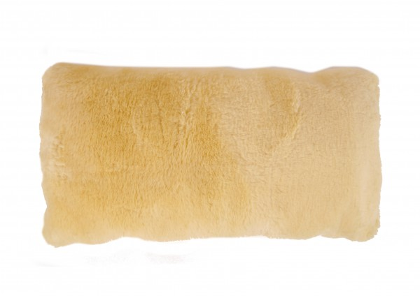 Kissen inkl. Schafwollfüllung (Einseitig Fell)